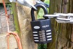 CADAC black 5 digit combination lock - DO NOT BYPASS OTHER LOCKS